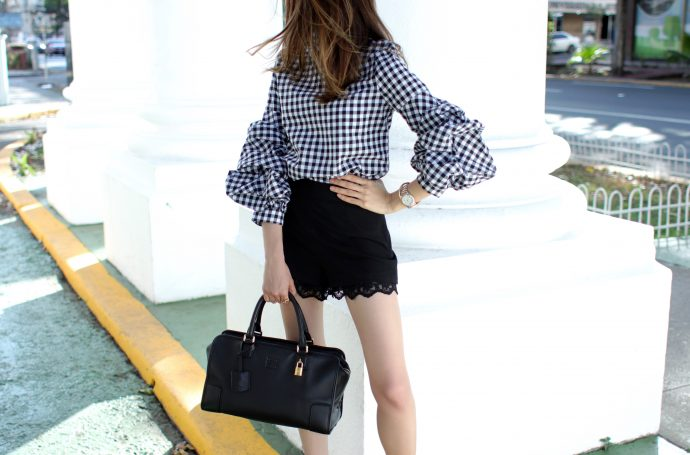 ma-petite-sphere-inspiration-ootd-streetstyle-stripes-blouse-lowcost-panama